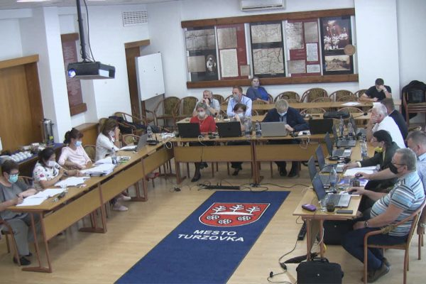 3. rokovanie MsZ v Turzovke 16. júl 2020